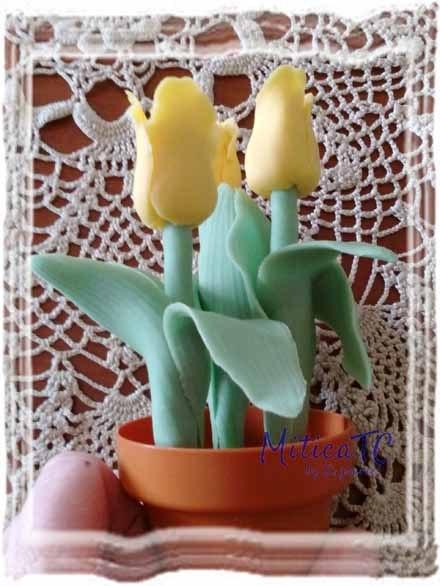 vasetto tulipani