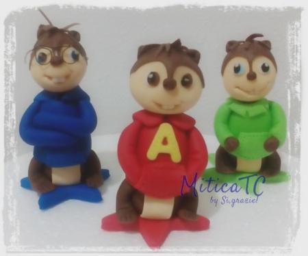 Alvin e i suoi Fratellini