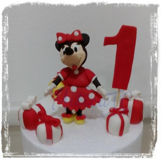 set compleanno tema Minnie