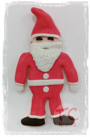 Babbo Natale bidimensionale