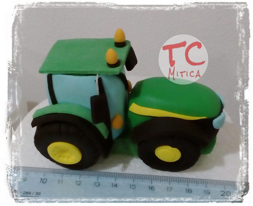 mini trattore