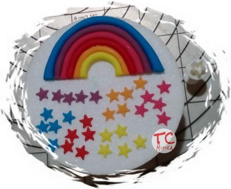 set mini arcobaleno